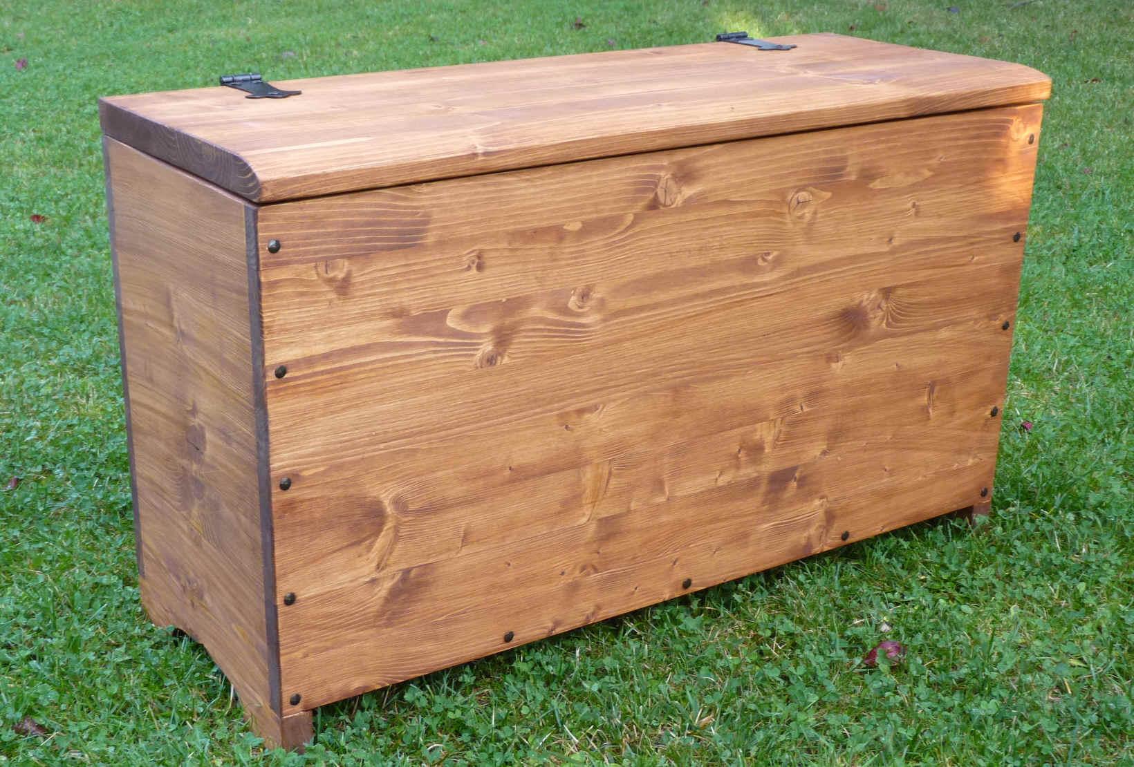 bauanleitung sitzbank mit truhe selber bauen. Black Bedroom Furniture Sets. Home Design Ideas